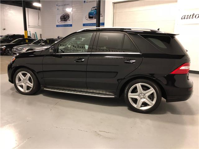 2015 Mercedes-Benz M-Class Base (Stk: W9758) in Mississauga - Image 4 of 28