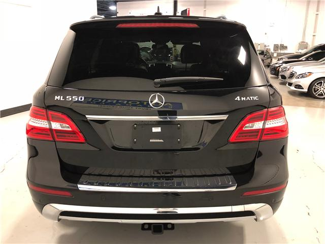2015 Mercedes-Benz M-Class Base (Stk: W9758) in Mississauga - Image 7 of 28