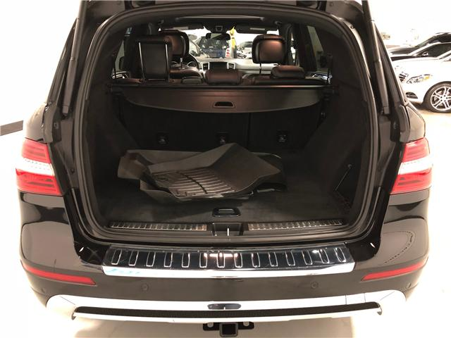 2015 Mercedes-Benz M-Class Base (Stk: W9758) in Mississauga - Image 8 of 28