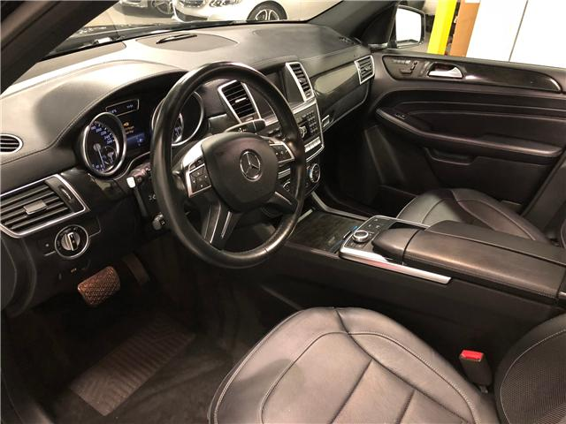 2015 Mercedes-Benz M-Class Base (Stk: W9758) in Mississauga - Image 9 of 28