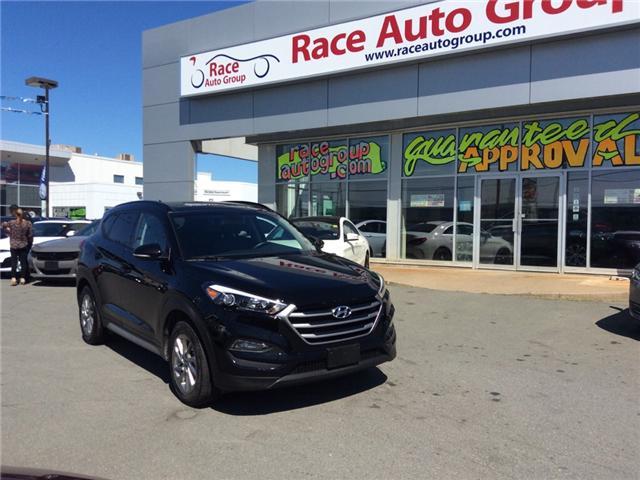 2018 Hyundai Tucson Luxury 2.0L (Stk: 16159) in Dartmouth - Image 1 of 23
