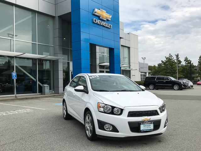 2015 Chevrolet Sonic LT Auto (Stk: 8D88993) in Vancouver - Image 2 of 27