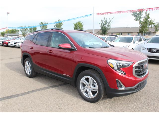 2019 GMC Terrain SLE (Stk: 167462) in Medicine Hat - Image 1 of 24