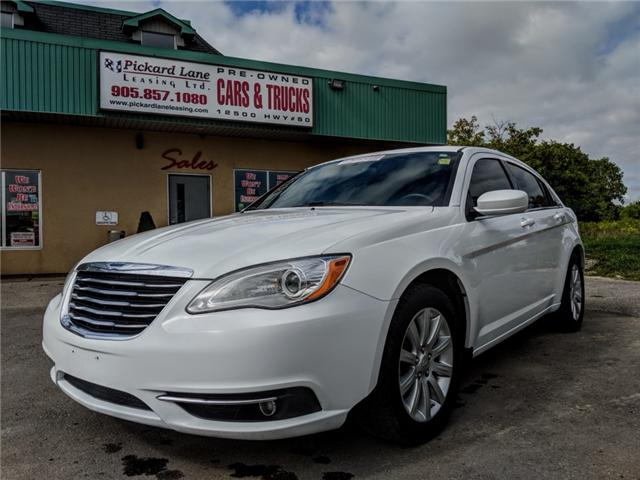 2014 Chrysler 200 Touring (Stk: -) in Bolton - Image 1 of 23