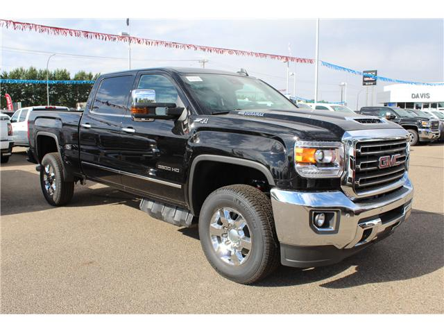 2019 GMC Sierra 3500HD SLT (Stk: 167448) in Medicine Hat - Image 1 of 3