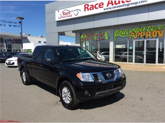 2017 Nissan Frontier SV (Stk: 16114A) in Dartmouth - Image 1 of 22