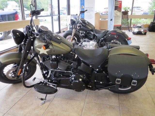 2017 Harley-Davidson Soft Tail Slim Screamin Eagle (Stk: ) in Sudbury - Image 2 of 11
