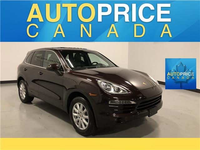 2014 Porsche Cayenne Base (Stk: H9779) in Mississauga - Image 1 of 28
