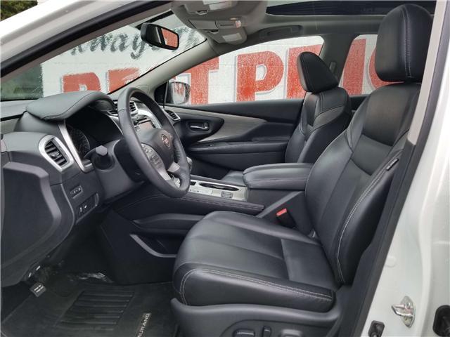 2018 Nissan Murano SL (Stk: 18-593) in Oshawa - Image 8 of 15