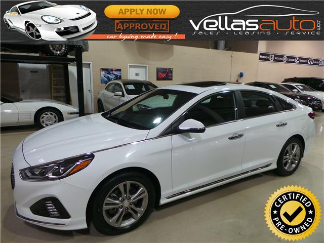2018 Hyundai Sonata  (Stk: NP6449) in Vaughan - Image 1 of 29