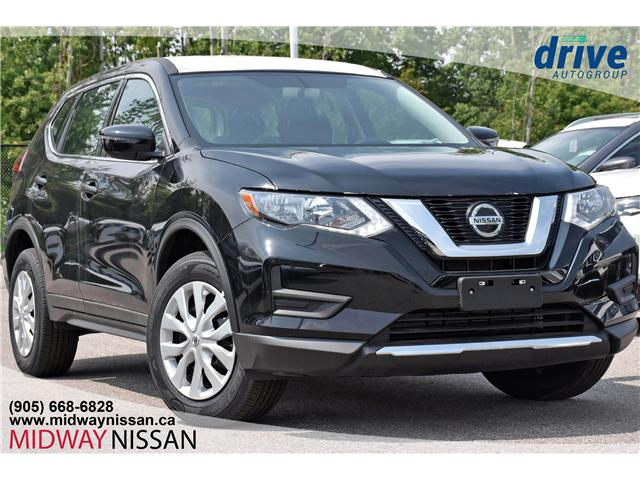 2018 Nissan Rogue S (Stk: U1659) in Whitby - Image 1 of 10