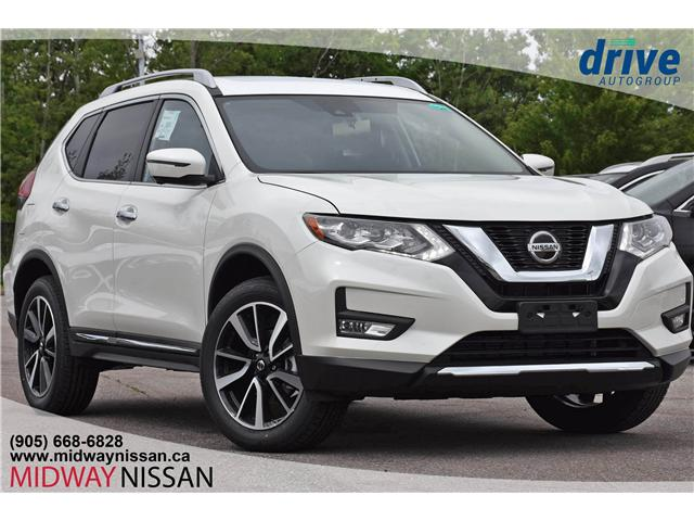 2018 Nissan Rogue SL (Stk: JC780737) in Whitby - Image 1 of 9