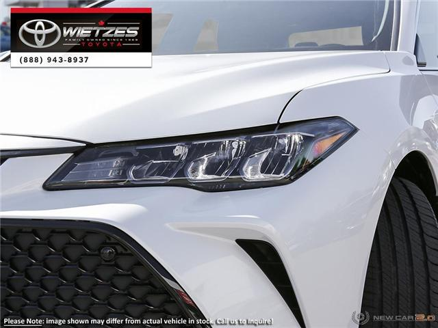 2019 Toyota Avalon Limited (Stk: 67216) in Vaughan - Image 10 of 25