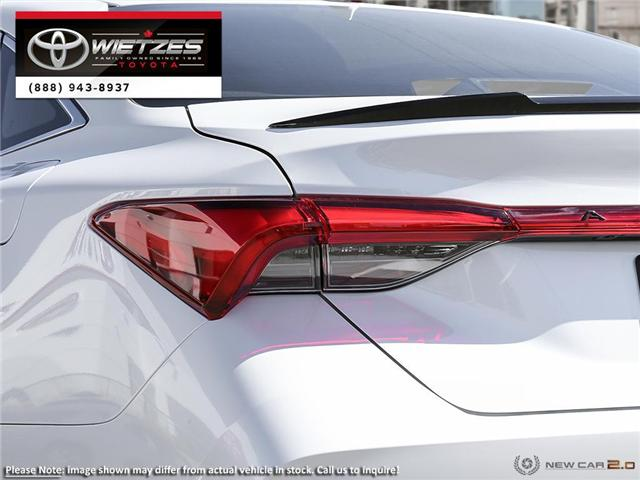 2019 Toyota Avalon Limited (Stk: 67216) in Vaughan - Image 11 of 25