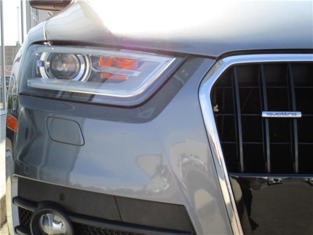 2015 Audi Q3 2.0T Technik (Stk: 6401) in Regina - Image 8 of 15