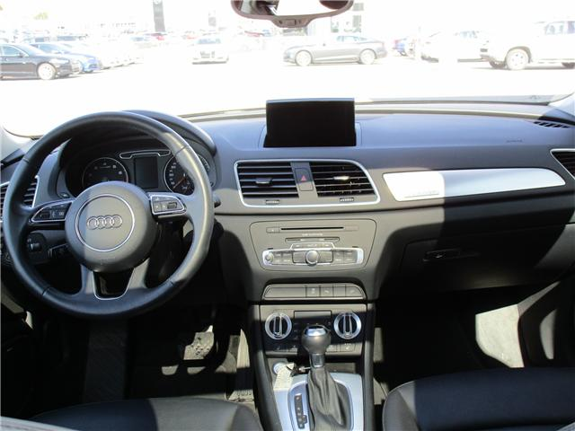 2015 Audi Q3 2.0T Technik (Stk: 6401) in Regina - Image 11 of 15
