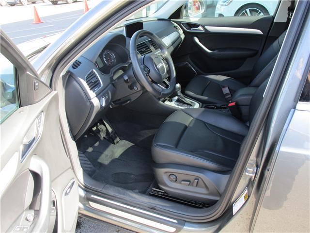 2015 Audi Q3 2.0T Technik (Stk: 6401) in Regina - Image 12 of 15