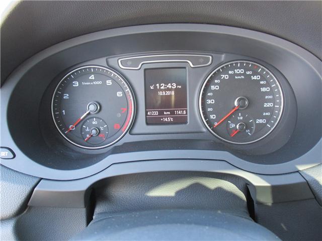 2015 Audi Q3 2.0T Technik (Stk: 6401) in Regina - Image 13 of 15