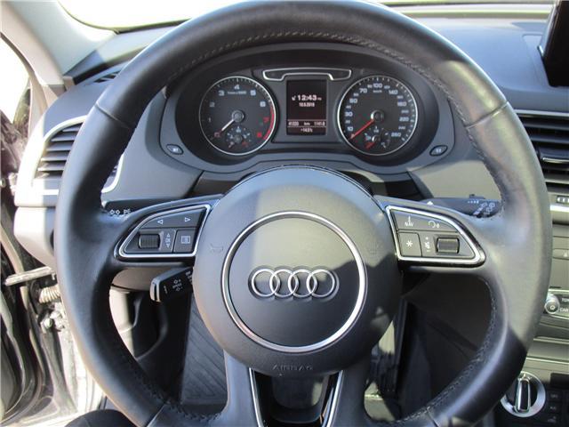 2015 Audi Q3 2.0T Technik (Stk: 6401) in Regina - Image 14 of 15