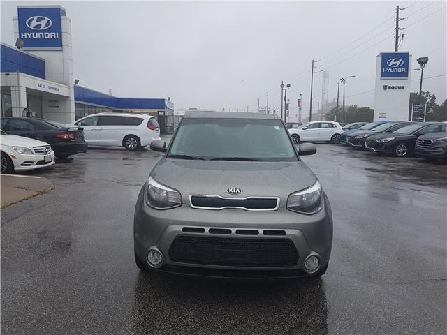 2015 Kia Soul LX (Stk: 27605B) in Scarborough - Image 2 of 12