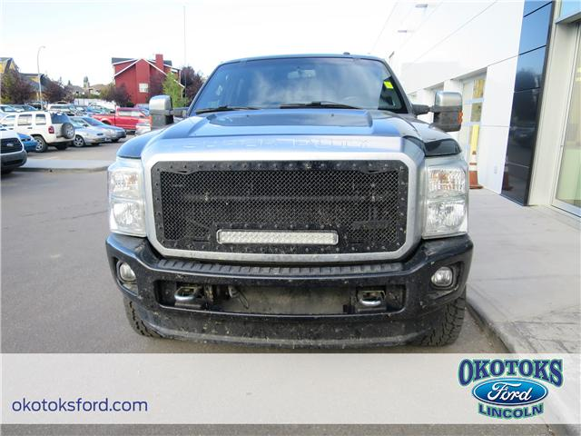 2015 Ford F-350 Lariat (Stk: JK-430A) in Okotoks - Image 2 of 21