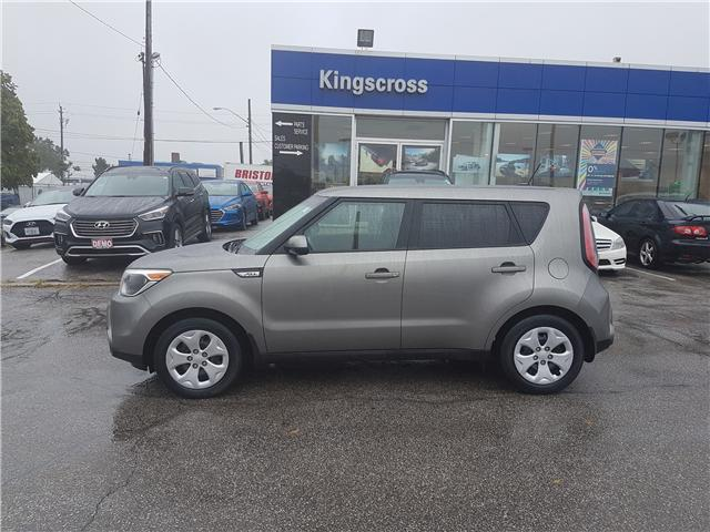 2015 Kia Soul LX (Stk: 27605B) in Scarborough - Image 1 of 12