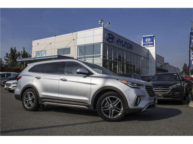 2018 Hyundai Santa Fe XL Ultimate (Stk: AH8710) in Abbotsford - Image 2 of 30