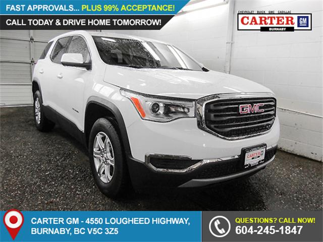 2019 GMC Acadia SLE-1 (Stk: R9-91270) in Burnaby - Image 1 of 12