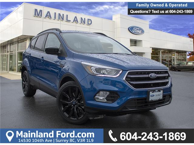 2017 Ford Escape SE (Stk: P6518) in Surrey - Image 1 of 27