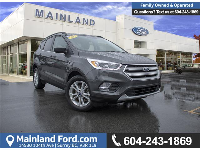 2018 Ford Escape SEL (Stk: P7600) in Surrey - Image 1 of 28