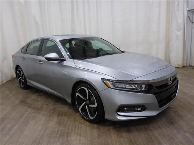 2018 Honda Accord Sport (Stk: 1844089) in Calgary - Image 1 of 23