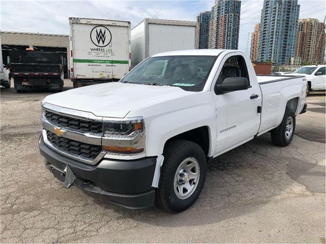 2018 Chevrolet Silverado 1500 New 2018 Chevrolet Silverado 1500 WT Pick-Up (Stk: PU85296) in Toronto - Image 1 of 15