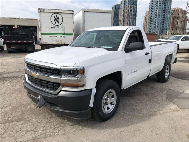 2018 Chevrolet Silverado 1500 New 2018 Chevrolet Silverado 1500 WT Pick-Up (Stk: PU85296) in Toronto - Image 2 of 15