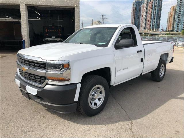 2018 Chevrolet Silverado 1500 New 2018 Silverado 1500 WT Pick-Up (Stk: PU85346) in Toronto - Image 2 of 15