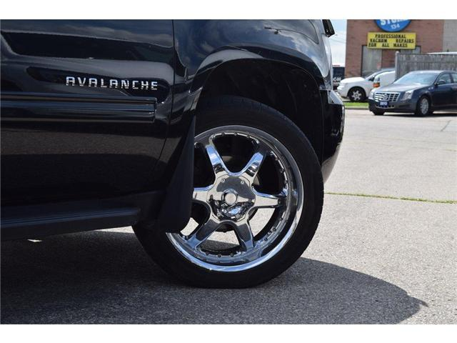 2011 Chevrolet Avalanche 1500 LT/HD TRLR/22s/HD COOL/G80/PRK ASST/BLUETH (Stk: 430991A) in Milton - Image 2 of 4