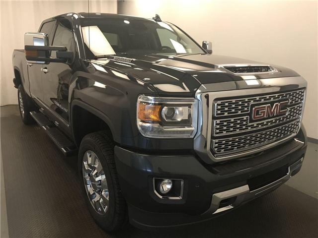2019 GMC Sierra 2500HD Denali (Stk: 197081) in Lethbridge - Image 2 of 19