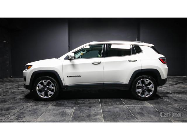 2018 Jeep Compass Limited (Stk: CT18-521) in Kingston - Image 1 of 35