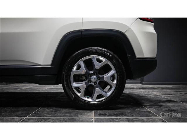 2018 Jeep Compass Limited (Stk: CT18-521) in Kingston - Image 30 of 35
