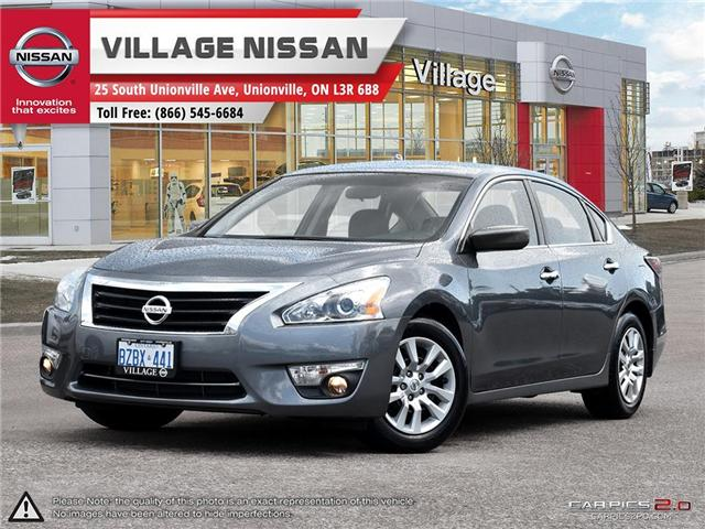 2015 Nissan Altima 2.5 (Stk: 5029) in Unionville - Image 1 of 27