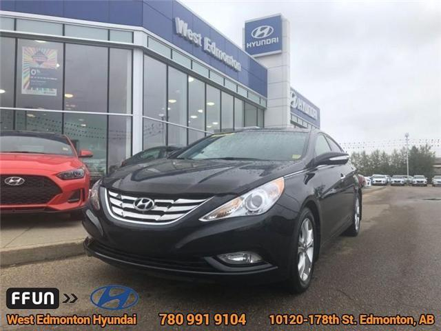 2012 Hyundai Sonata Limited (Stk: 87990TA) in Edmonton - Image 1 of 21