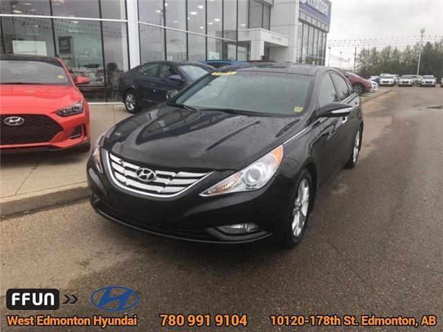 2012 Hyundai Sonata Limited (Stk: 87990TA) in Edmonton - Image 2 of 21