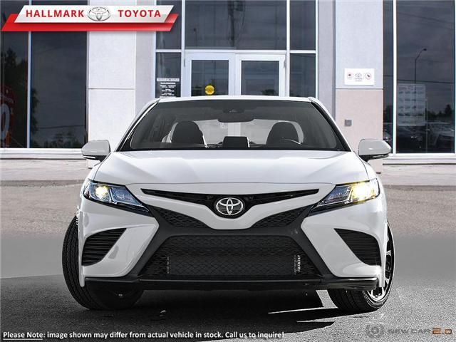 2018 Toyota Camry 4-Door Sedan SE 6A (Stk: H18130) in Orangeville - Image 2 of 23