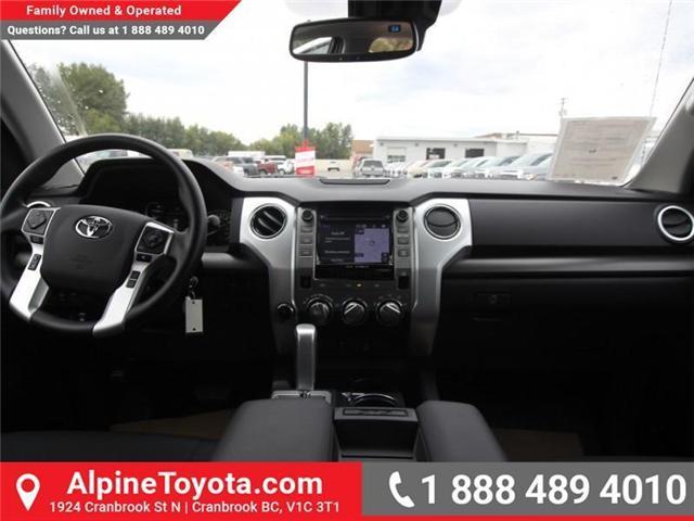 2018 Toyota Tundra SR5 Plus 5.7L V8 (Stk: X764583) in Cranbrook - Image 10 of 18