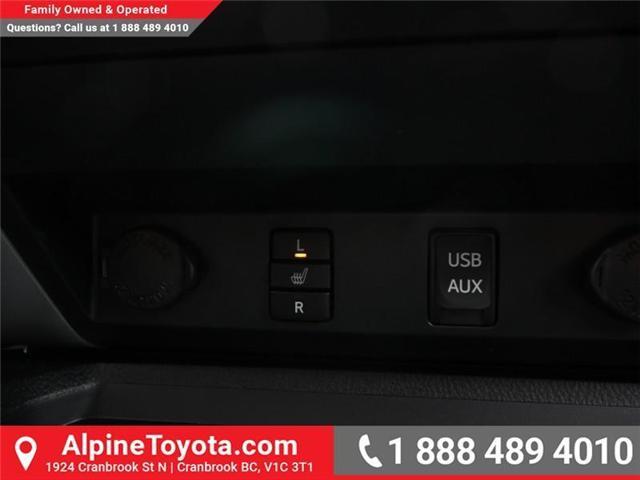 2018 Toyota Tundra SR5 Plus 5.7L V8 (Stk: X764583) in Cranbrook - Image 14 of 18