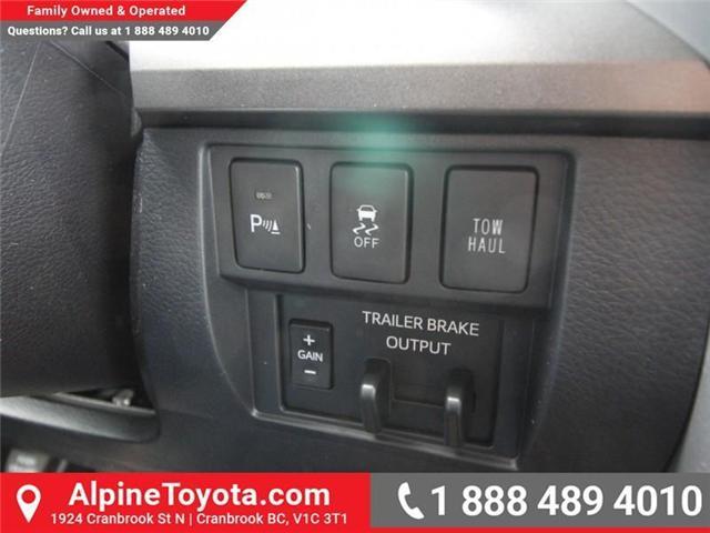 2018 Toyota Tundra SR5 Plus 5.7L V8 (Stk: X764583) in Cranbrook - Image 15 of 18
