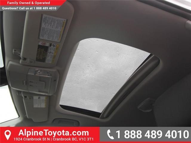 2018 Toyota Tundra SR5 Plus 5.7L V8 (Stk: X764583) in Cranbrook - Image 16 of 18