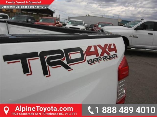 2018 Toyota Tundra SR5 Plus 5.7L V8 (Stk: X764583) in Cranbrook - Image 17 of 18