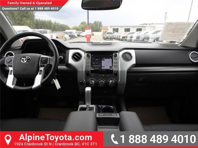 2018 Toyota Tundra SR5 Plus 5.7L V8 (Stk: X768930) in Cranbrook - Image 10 of 18