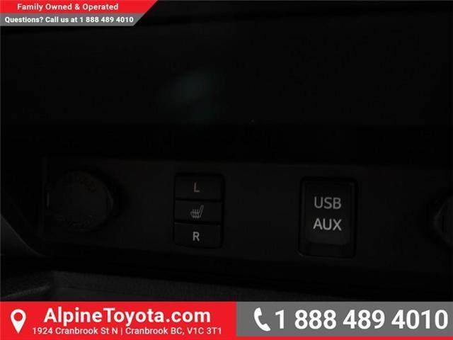 2018 Toyota Tundra SR5 Plus 5.7L V8 (Stk: X768930) in Cranbrook - Image 14 of 18
