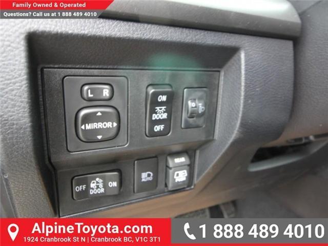 2018 Toyota Tundra SR5 Plus 5.7L V8 (Stk: X768930) in Cranbrook - Image 16 of 18